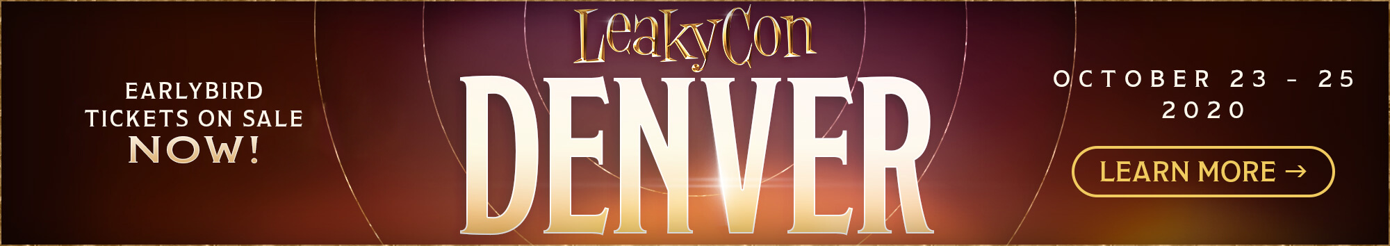 LeakyCon Denver 2020